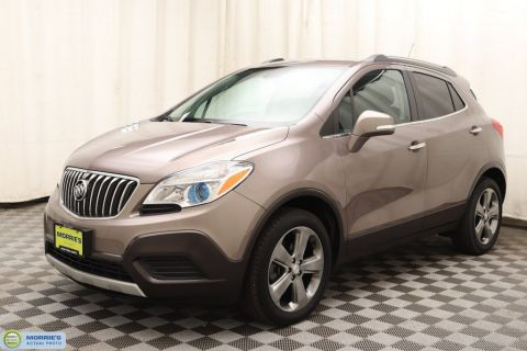 Used Buick Encore FWD 4dr