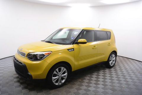 Used Kia Soul 5dr Wagon Automatic +