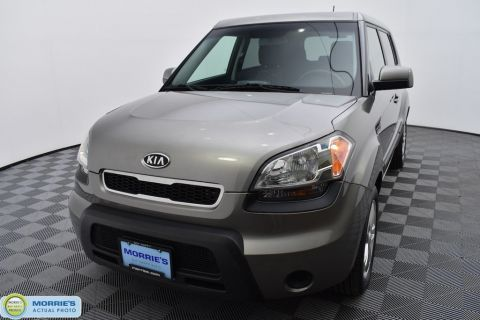 Used Kia Soul 5dr Wagon Automatic !