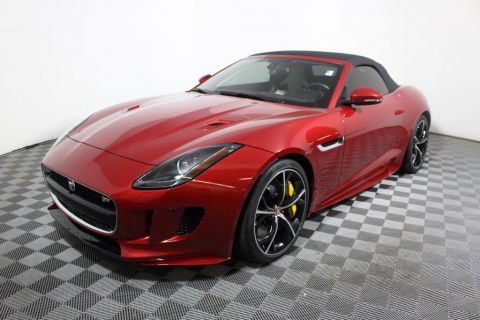 Used Jaguar F-TYPE 2dr Convertible Automatic R AWD