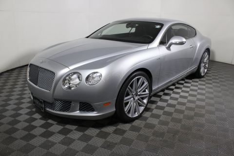 Certified Used Bentley CONTINENTAL GT 2DR CPE