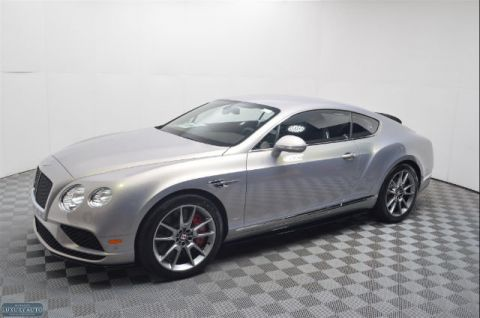 New Bentley Continental GT V8 S Coupe