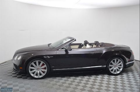 New Bentley Continental GT V8 S Convertible