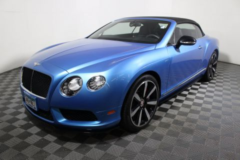 Used Bentley Continental GT V8 S 2dr Convertible