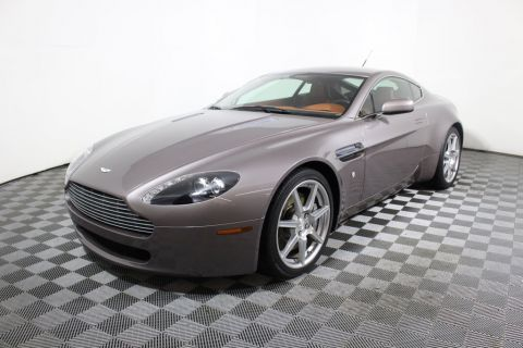 Used Aston Martin Vantage 2dr Coupe Manual