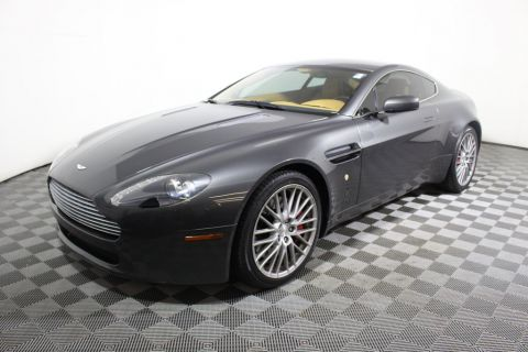 Used Aston Martin Vantage 2dr Coupe Sportshift