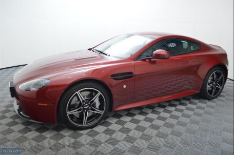 New Aston Martin V8 Vantage 2dr Coupe S