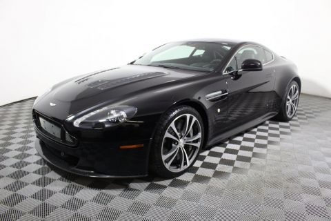 Certified Used Aston Martin V12 Vantage 2dr Coupe S