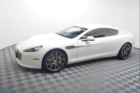 New Aston Martin Rapide S 4dr Sedan Automatic