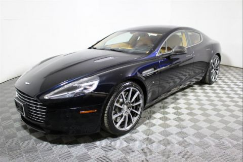 New Aston Martin Rapide S 4 Door