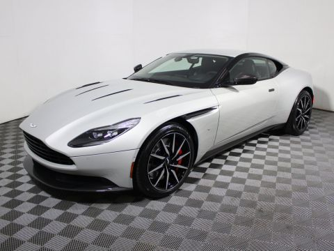 New Aston Martin DB11 Coupe
