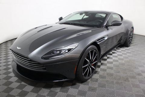 Certified Used Aston Martin DB11 2DR CPE