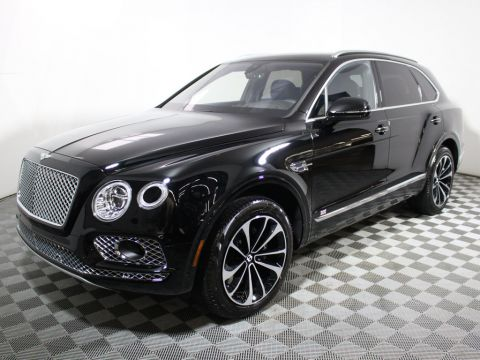 Certified Used Bentley Bentayga W12
