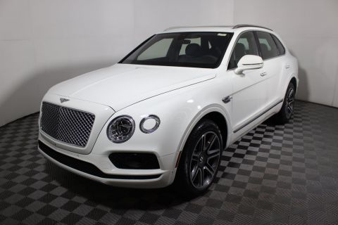 New Bentley Bentayga W12 Signature AWD