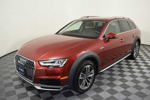New Audi A4 allroad 2.0 TFSI Premium Plus