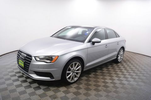 Used Audi A3 4dr Sedan quattro 2.0T Premium Plus