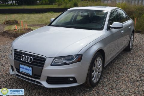Used Audi A4 4dr Sedan Automatic quattro 2.0T Premium Plus