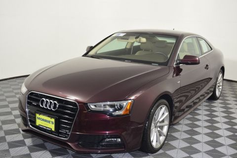 Certified Used Audi A5 2dr Coupe Automatic quattro 2.0T Premium Plus