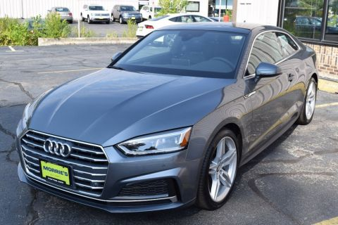New Audi A5 Coupe 2.0 TFSI Premium Plus S tronic