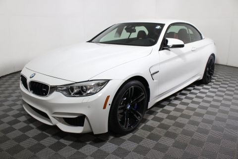 Used BMW M4 2DR CONV