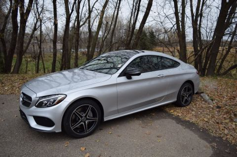 New Mercedes-Benz C-Class C 300 4MATIC® Coupe