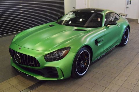 New Mercedes-Benz AMG® GT AMG® GT R Coupe