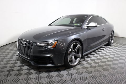 Used Audi RS 5 2DR CPE