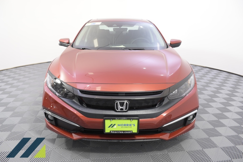 New 2019 Honda Civic EX-L