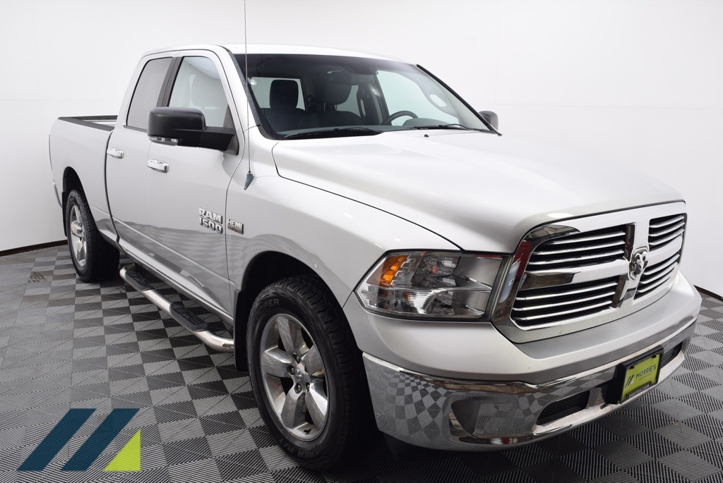 Pre-Owned 2013 Ram 1500 Big Horn 4WD
