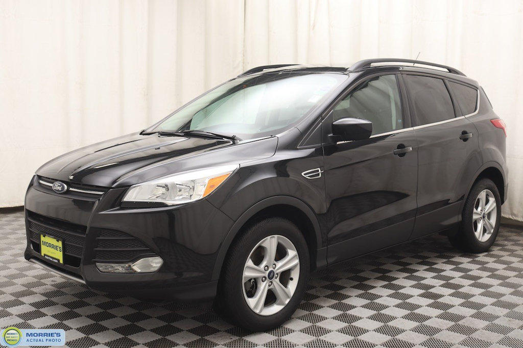 pre-owned 2015 ford escape 4wd 4dr se suv in hopkins #nb12467