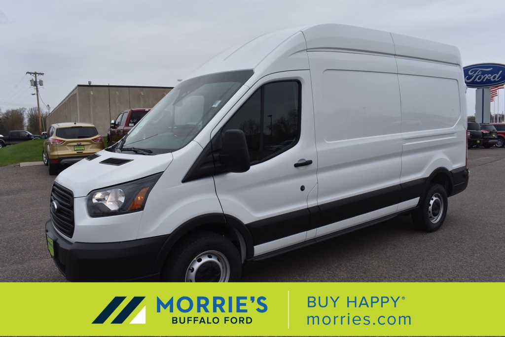 New 2019 Ford Transit-350 Base RWD 3D High Roof Cargo Van