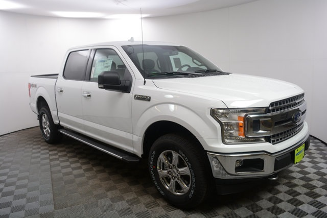 New 2018 Ford F-150 XLT Flex Fuel