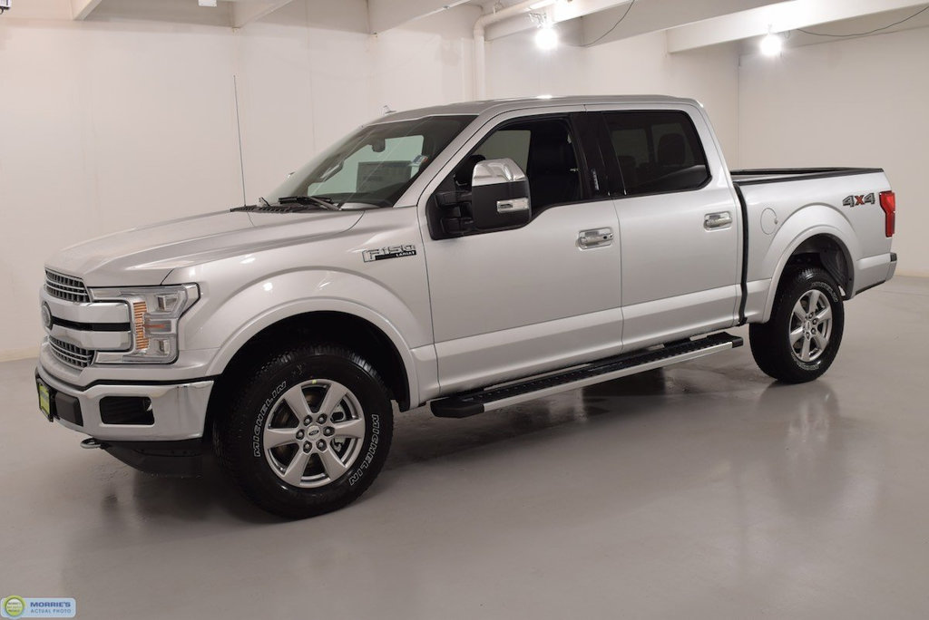 New 2018 Ford F 150 Lariat 4wd Supercrew 6 5 Box