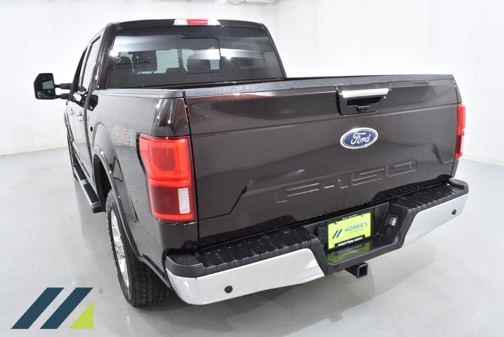 New 2019 Ford F-150 Lariat Flex Fuel