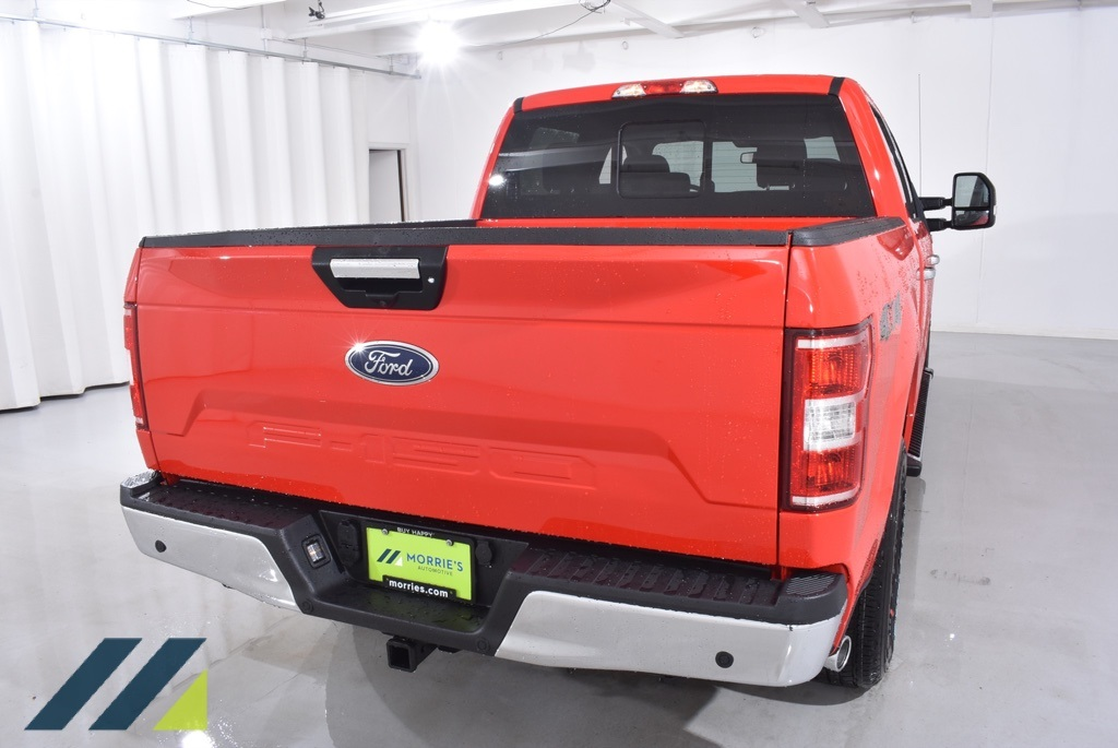New 2020 Ford F-150 XLT Flex Fuel