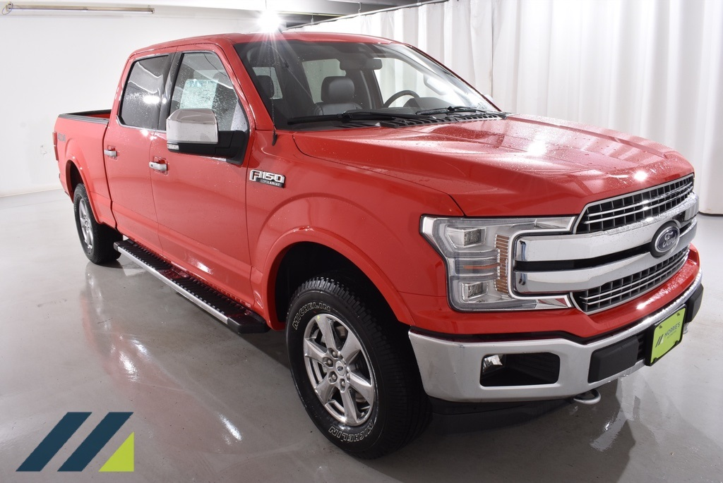 New 2020 Ford F-150 Lariat Flex Fuel