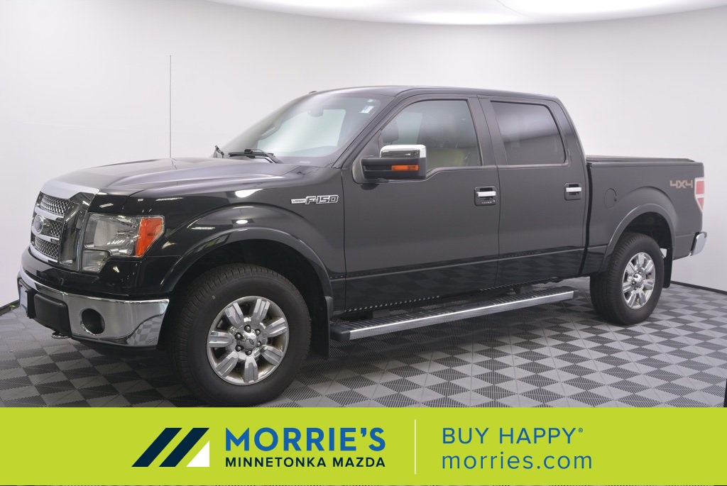 Pre-Owned 2012 Ford F-150 Lariat 4WD