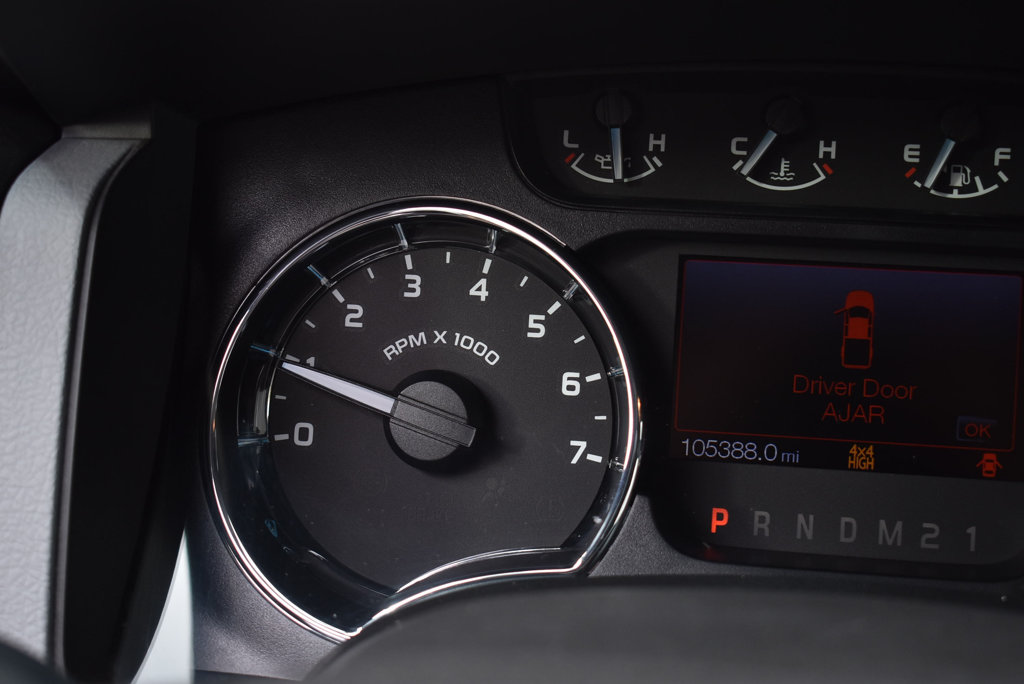 Ford F150 Gauges Meaning