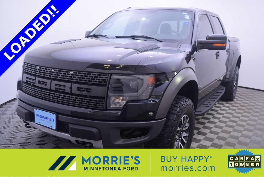 Pre-Owned 2013 Ford F-150 SVT Raptor