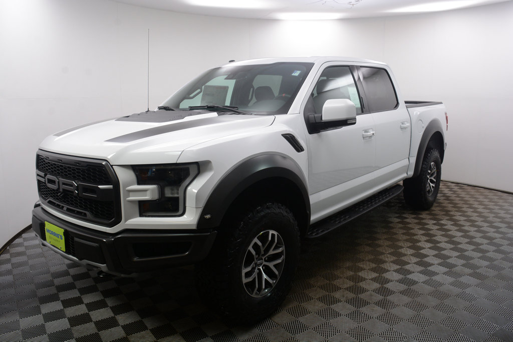 New 2018 Ford F-150 Raptor 4WD SuperCrew 5.5' Box Truck in Hopkins ...