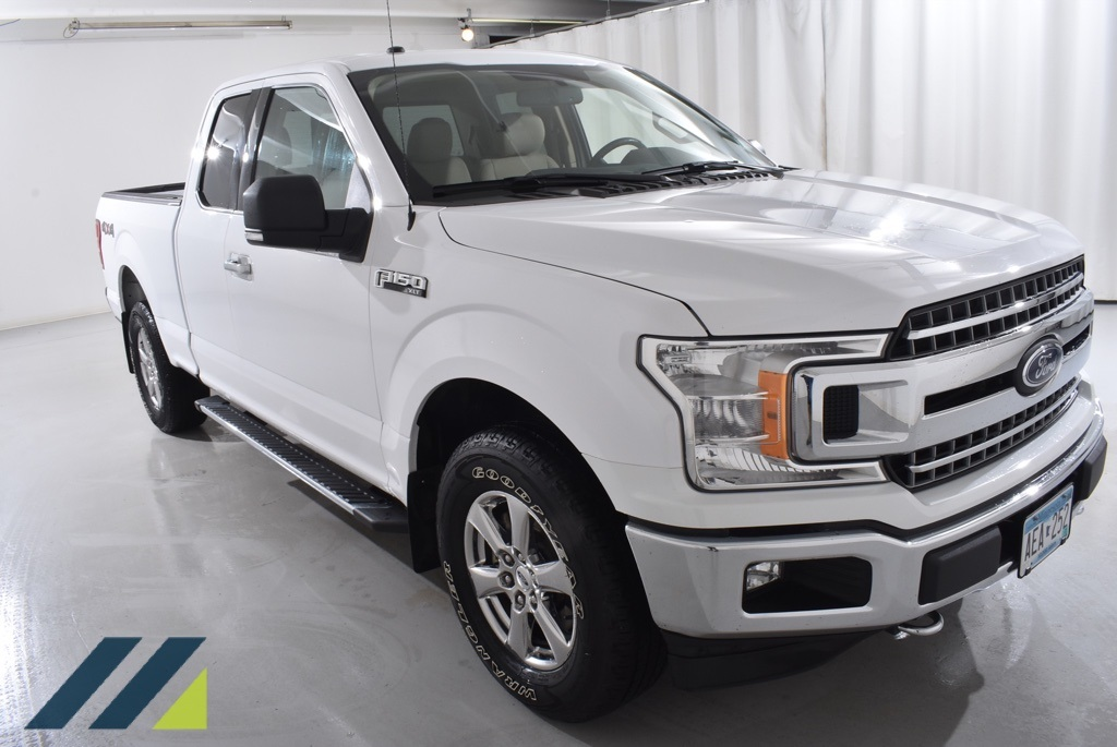 Pre-Owned 2018 Ford F-150 XLT Flex Fuel