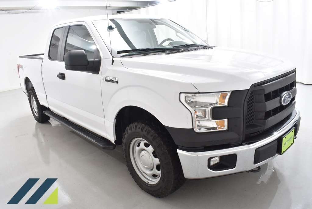 Pre-Owned 2016 Ford F-150 XL Flex Fuel 4WD