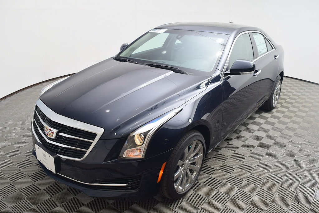 New 2018 Cadillac ATS Sedan 4dr Sedan 2.0L Luxury AWD AWD