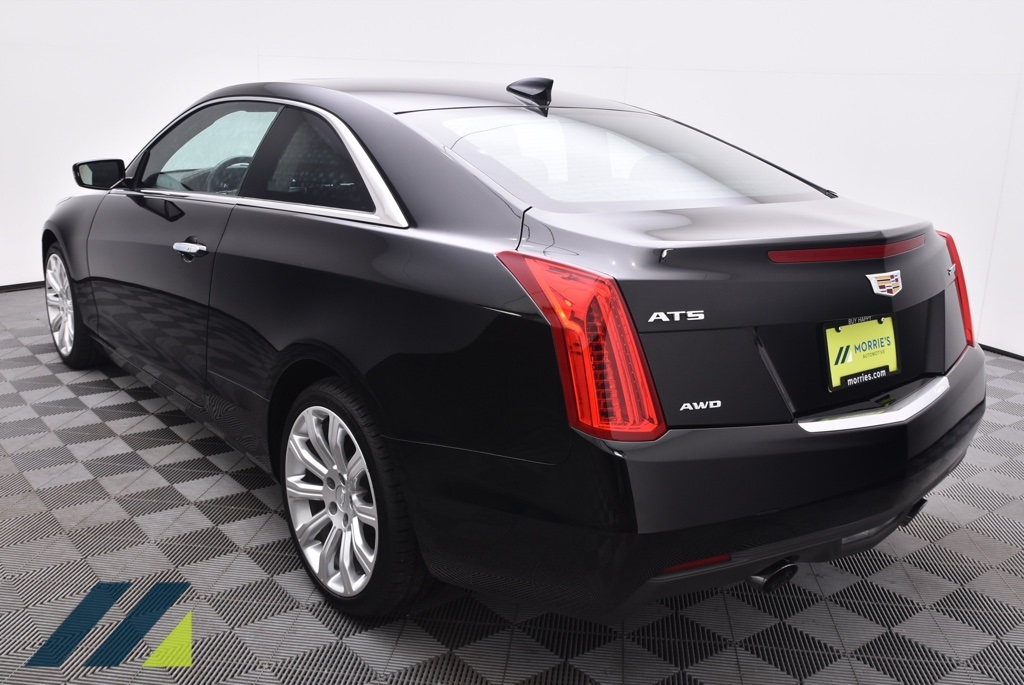 Pre-Owned 2017 Cadillac ATS 2.0L Turbo