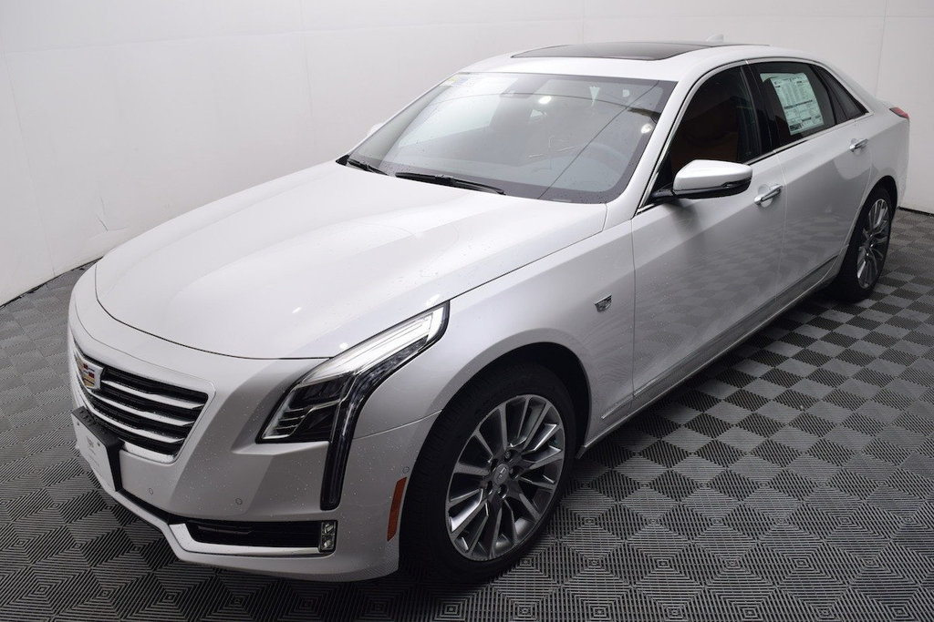 New 2018 Cadillac Ct6 Sedan 4dr Sedan 3 6l Luxury Awd Sedan In
