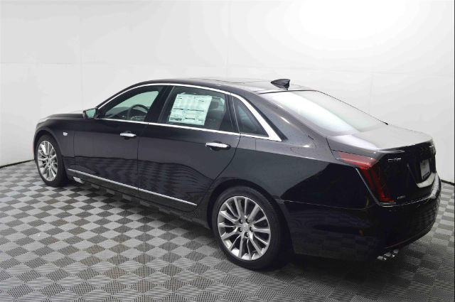 New 2017 Cadillac CT6 Sedan 4dr Sedan 3.6L Premium Luxury