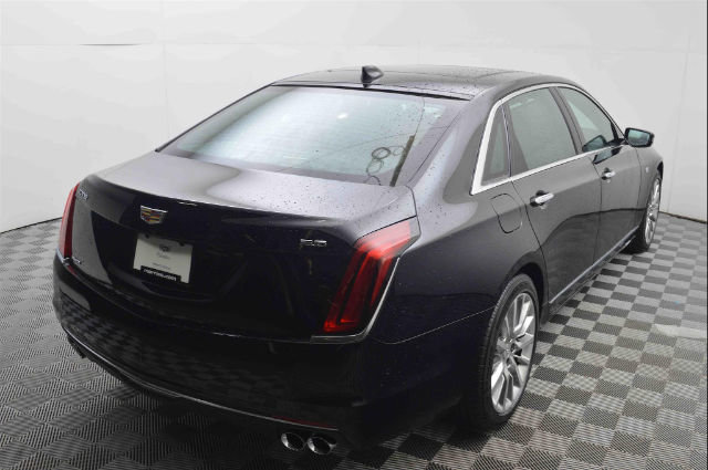 New Cadillac Sedan Sedan Premium Luxury Awd