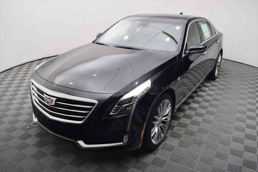 New 2018 Cadillac Ct6 Sedan 4dr Sedan 3 0l Turbo Premium Luxury Awd