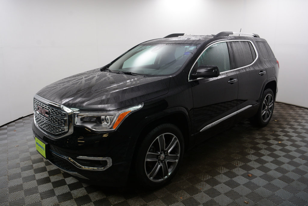 Pre Owned 2017 Gmc Acadia Awd 4dr Denali Suv In Minnetonka Fv16078
