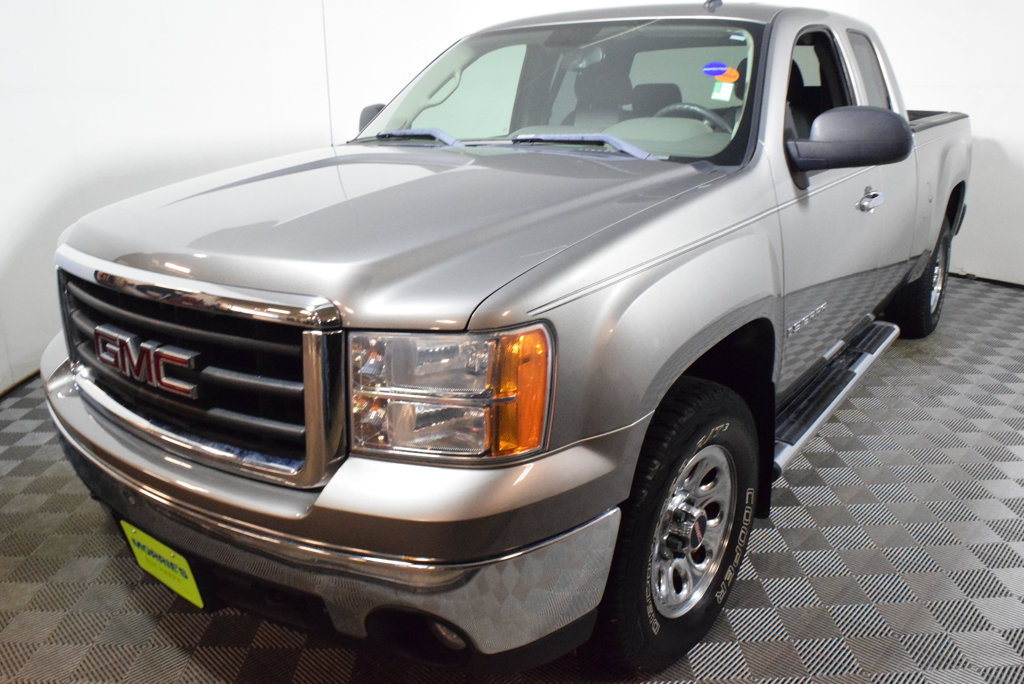 Pre Owned 2007 Gmc Sierra 1500 Work Truck